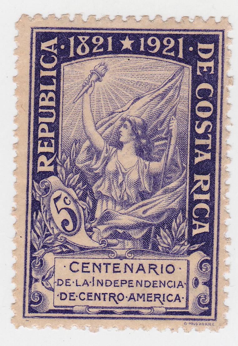 Estampillas de Costa Rica - Su fuente de conocimiento filatélico  (estampillas, historia postal, timbres, tarjetas y mas!)